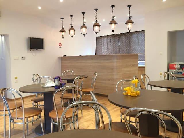 Green Hostel - Sfântu Gheorghe - Inny