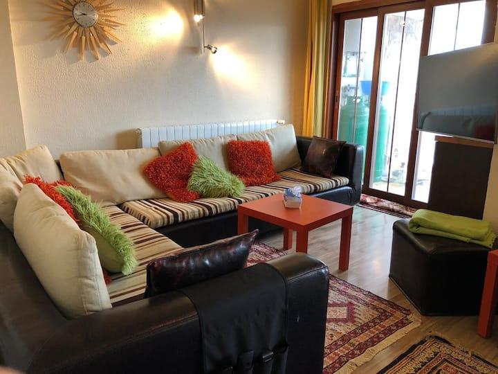 Functional & Cozy Duplex Chalet