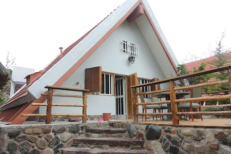 Don Vicente House among mountains - Las Carditas, Potrerillos - Cabin - 1