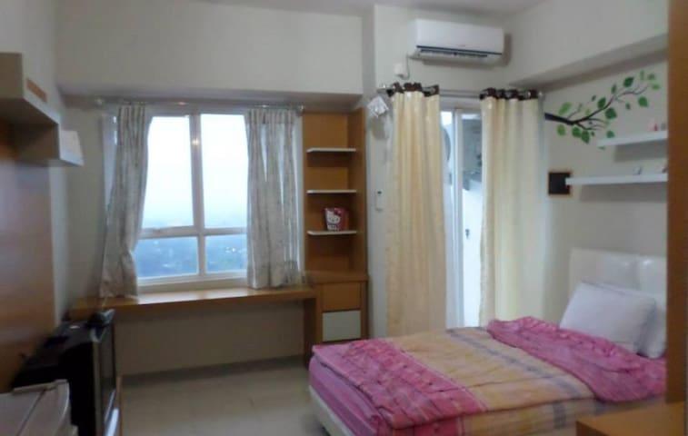 Apartemen Studio Taman Melati Margonda Depok