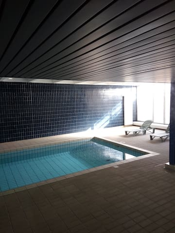 2 rooms flat with swimming pool - Grenoble - Flat