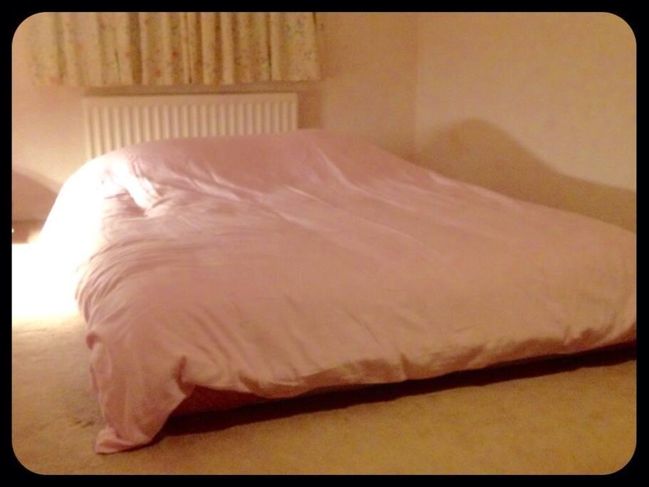 The pink room. No noise. Deep sleep.