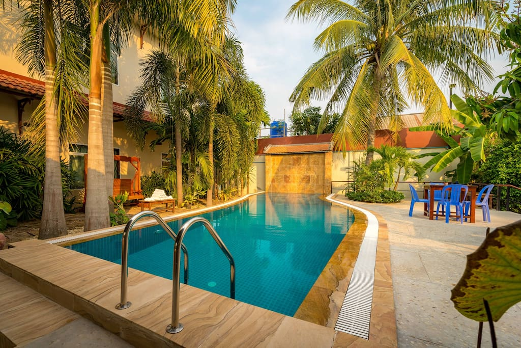 Shared Swimming Pool | 50 Meters from Home