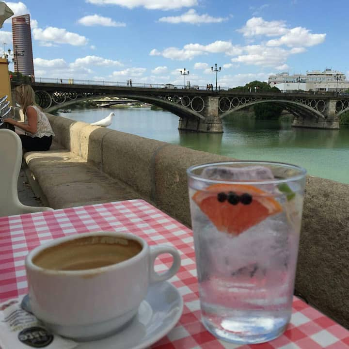 Bebidas o Café con las  mejores Vistas