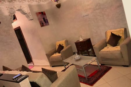 Traditional and contemporary apartment at (Kasbah)