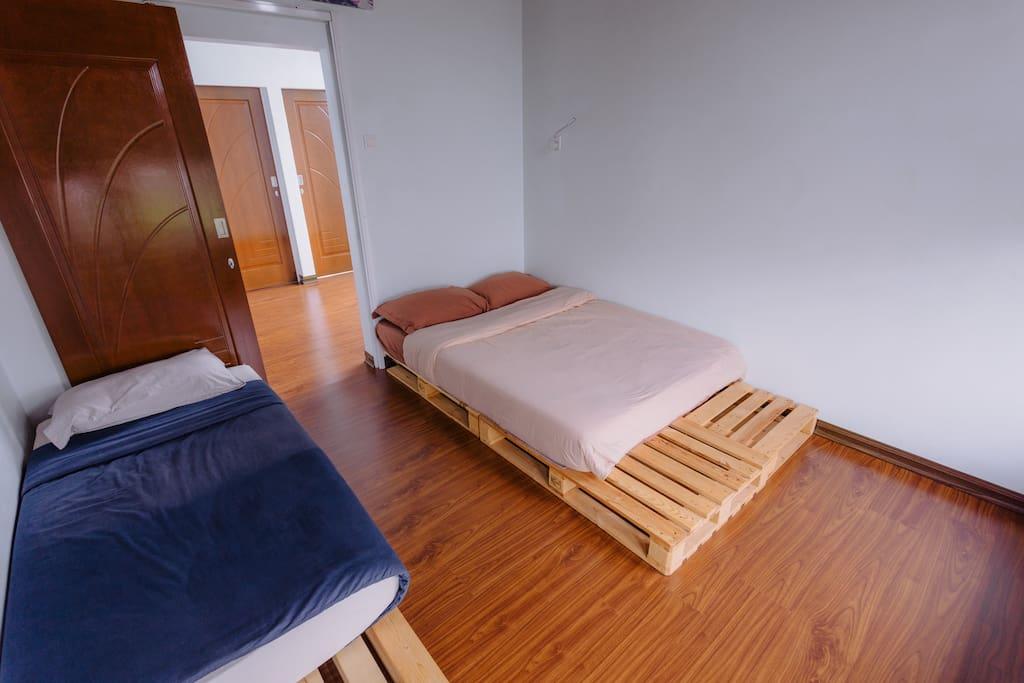 Beds room