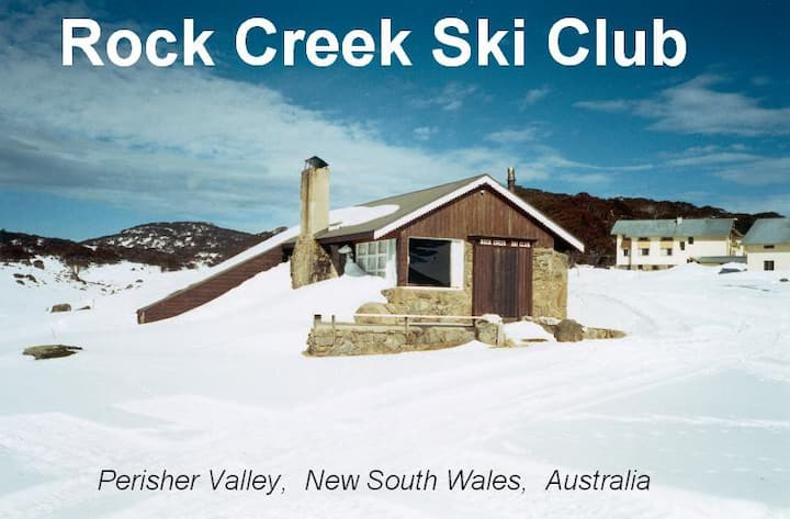 Rock Creek Ski Club, Perisher Valley