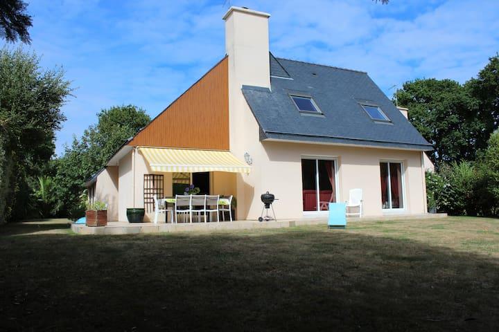 Agréable maison récente à 700 mètres de la plage - Beg Meil, Fouesnant - Dom