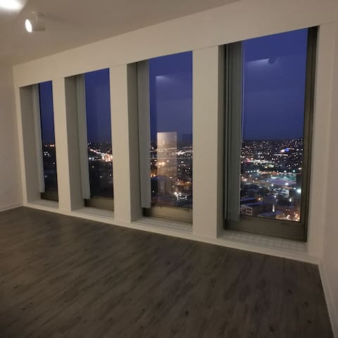 Skyline Luxury Pittsburgh Condo - Pittsburgh - Kondominium