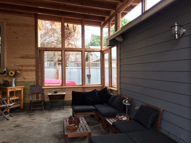 French Place/Cherrywood Studio, East Austin