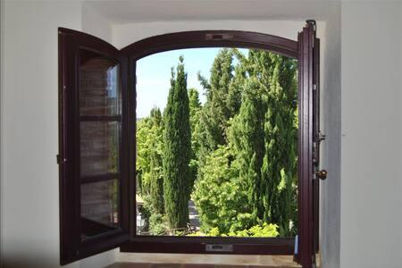 Suite nel Chianti con piscina - San Sano