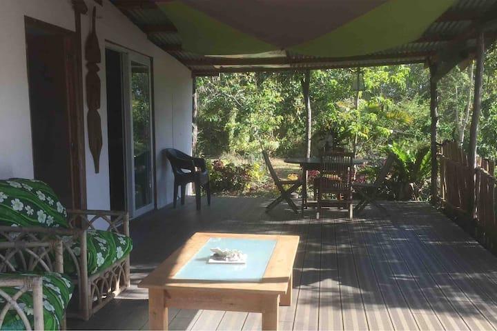 La Kaz Trank'ile: charmante maison à Lifou