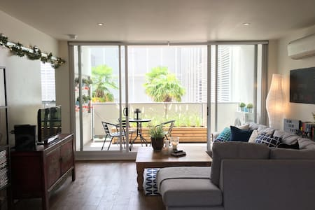 Light, bright and just right - Preston - Apartament