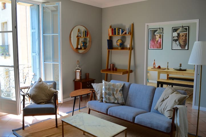 Spacious and Chic - Pezenas Centre - Pézenas - Apartemen