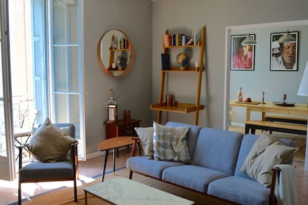 Spacious and Chic - Pezenas Centre - Pézenas - Huoneisto