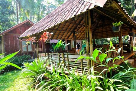 Gandhar Eco Stay - Thal - 自然小屋