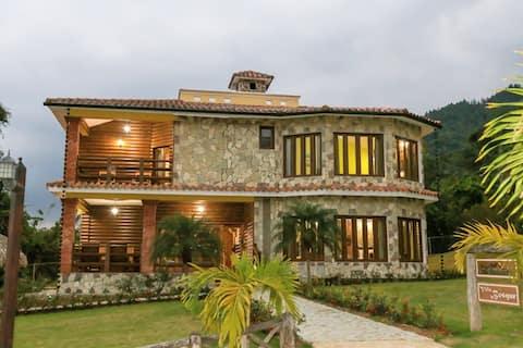 Villa Bosque Jarabacoa RD Rancho Las Guazaras DR