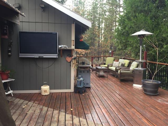 Incense cedar cottage