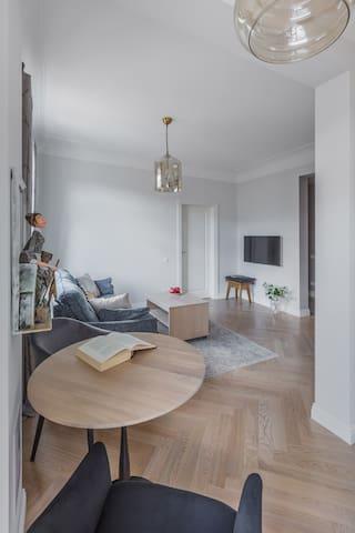 Vilniaus Gatve Apartment, Avenue
