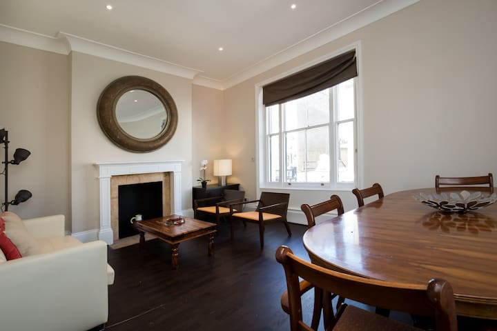 Beautiful 3 bedroom flat in Chelsea