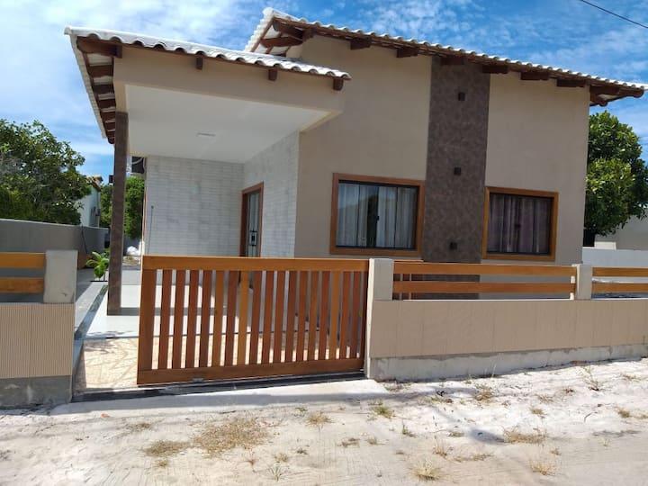 Casa na Praia de Guaratiba