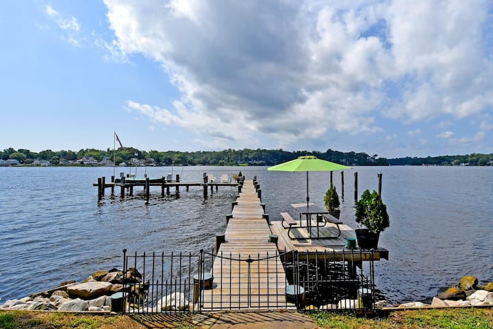 Annapolis waterfront house - ideal weekend getaway