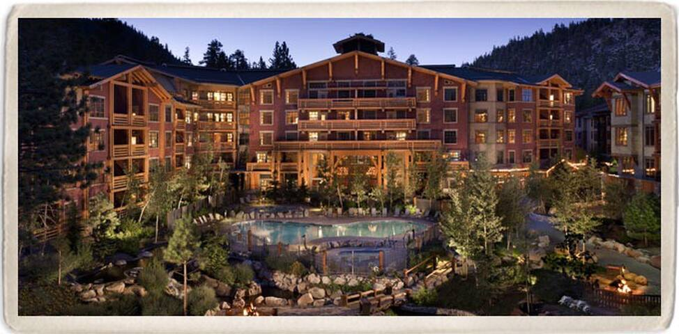 Juniper Springs Resort 1bd -Mammoth CA - Mammoth Lakes - Kondominium