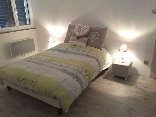 Chambre simple/double Kembs