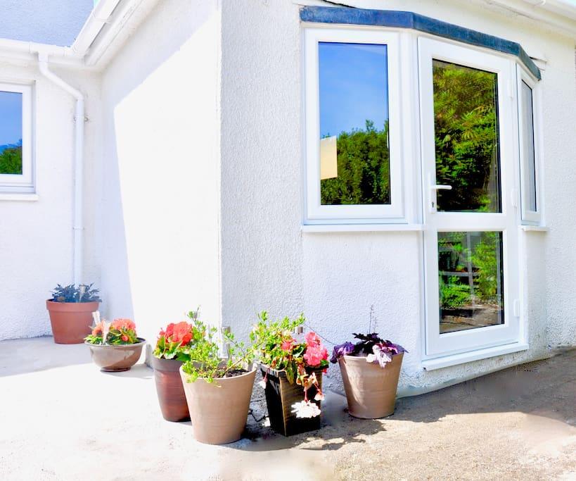 Your private front door