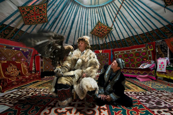 Welcome to Nomadic Life - Buyant - Yurt