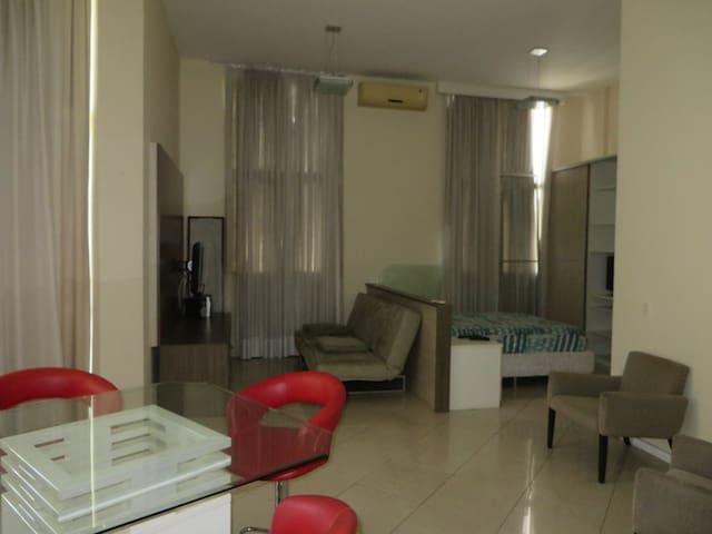 Apto equipado- Cond. MANDARIM-PENINSULA-BARRA - Rio de Janeiro - Apartment