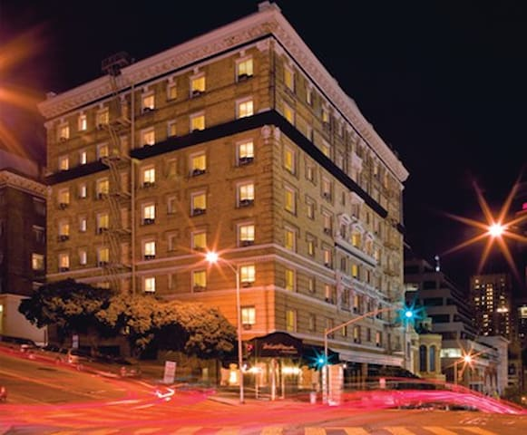 Union Square - Timeshare Studio- Great Location