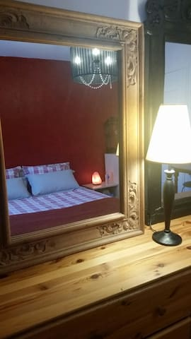 Chambre privée calme et confortable