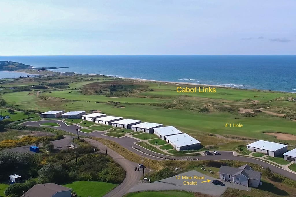 Check the proximity to the Cabot Links