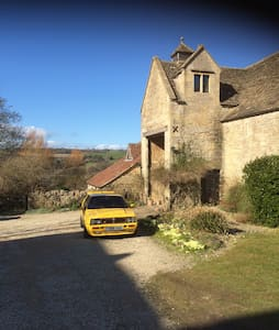 THISTLE BARN - Corsham - Casa