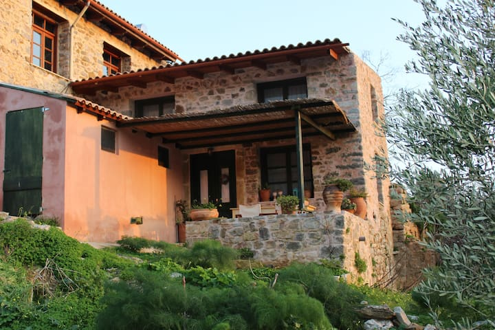 House in Organic' Orgon Farm' ( 3 ) - Heraklion - Ev