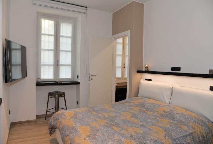 civico29 rooms&breakfast  room Carlotta colazione