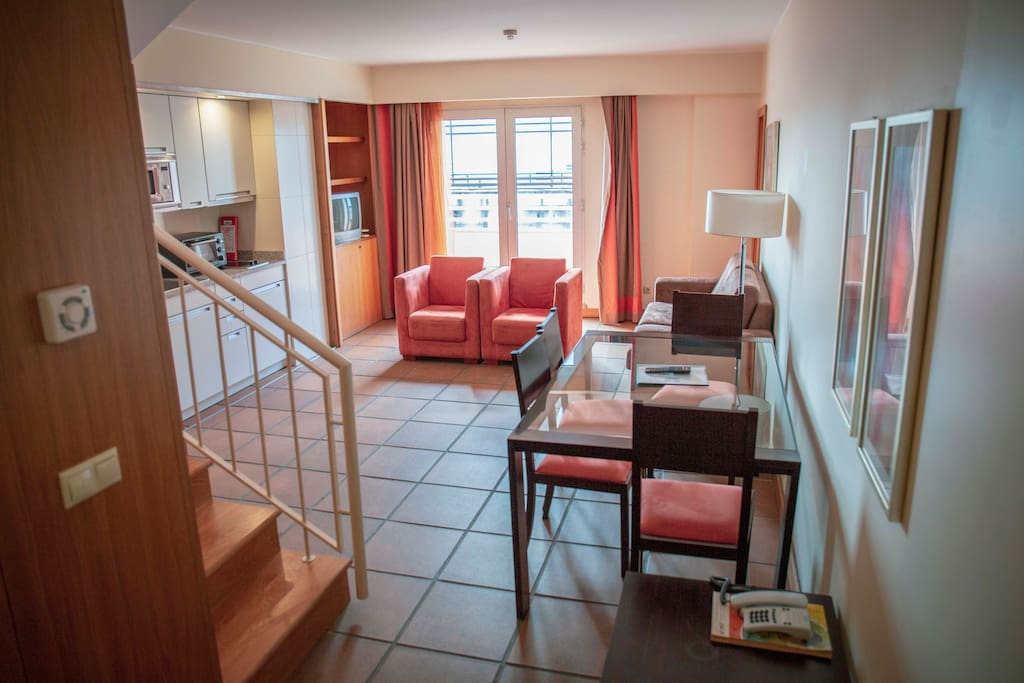 Stay at our 2 Bedroom apartment...