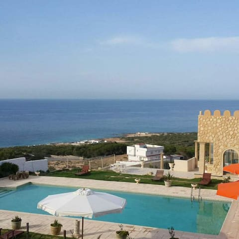 Mansion - 300 m from the beach - Bizerte
