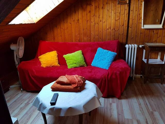 Chambre 44 - Lausana - Bed & Breakfast