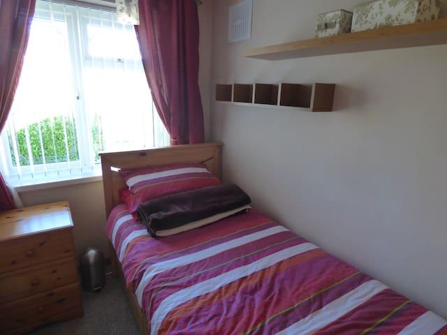 Single Room - Coventry - Talo