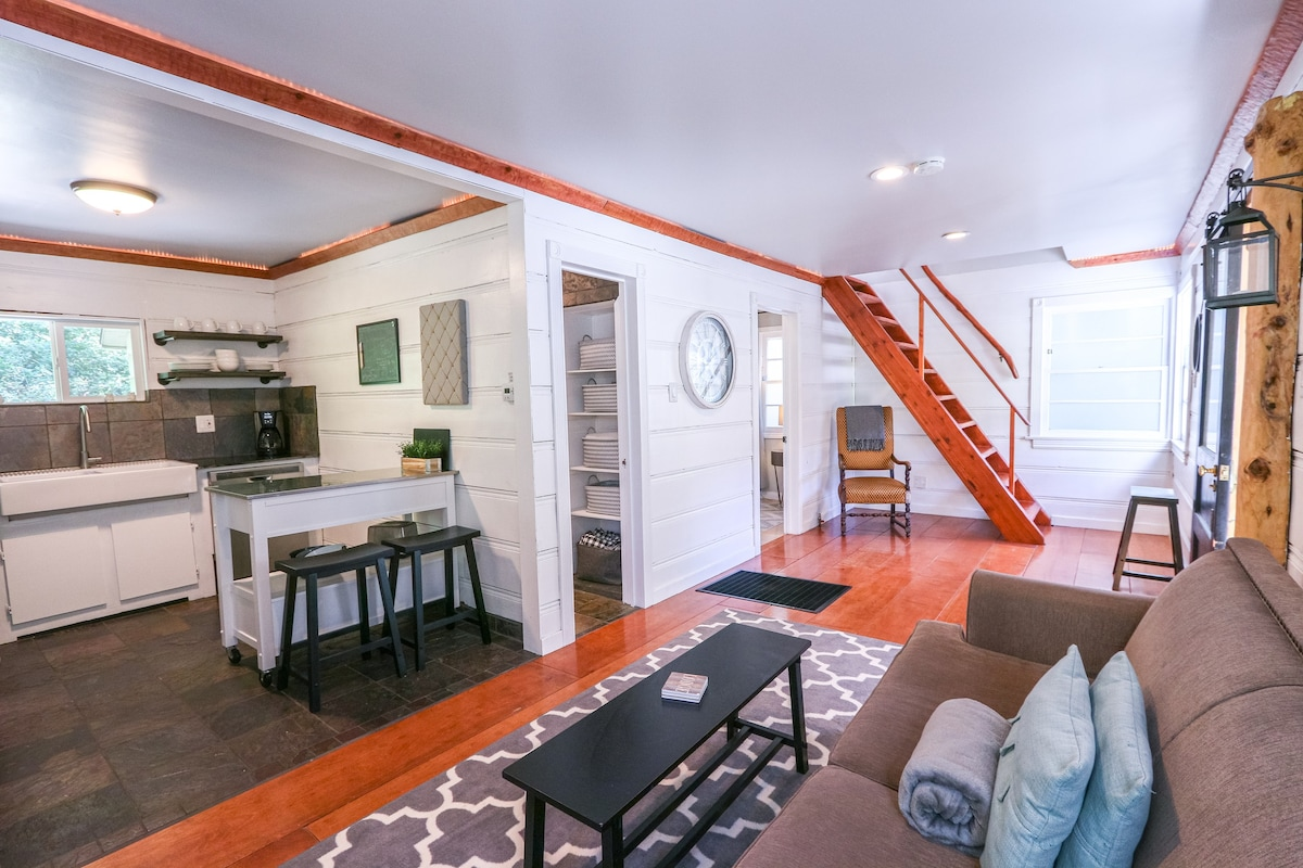 Before & After: A 1920s Kit House Gets a Modern, Cali