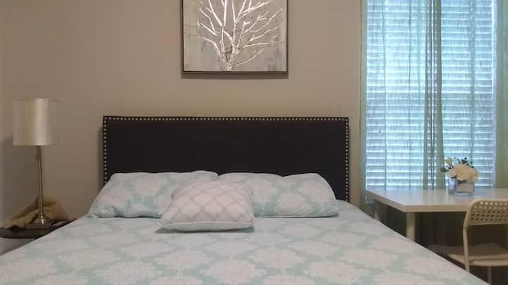 Cozy Queen Room near Disney