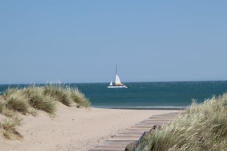 ☀️Maison sur la plage avec vue mer- Cap d'Agde⛱️