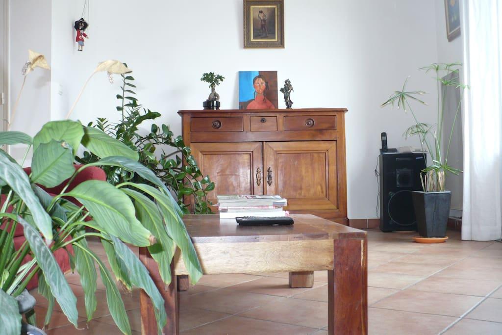 appartement meublé avec goût