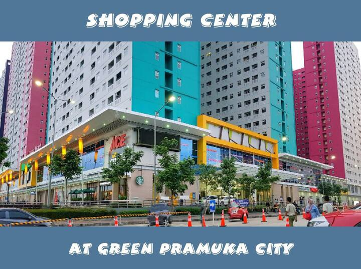Private property in Green Pramuka City Complex