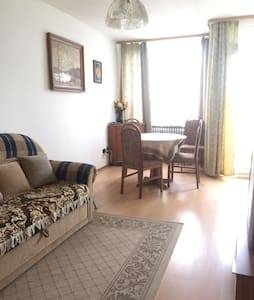 Studio with Balcony (35 min to Hannover Messe) - Celle - Διαμέρισμα