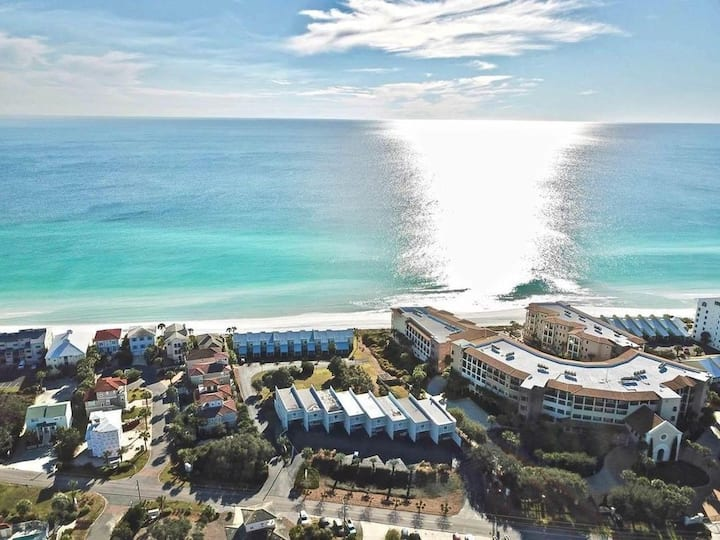 Blue Mtn! Newly Renovated! 4 Bd Beachside of 30A!