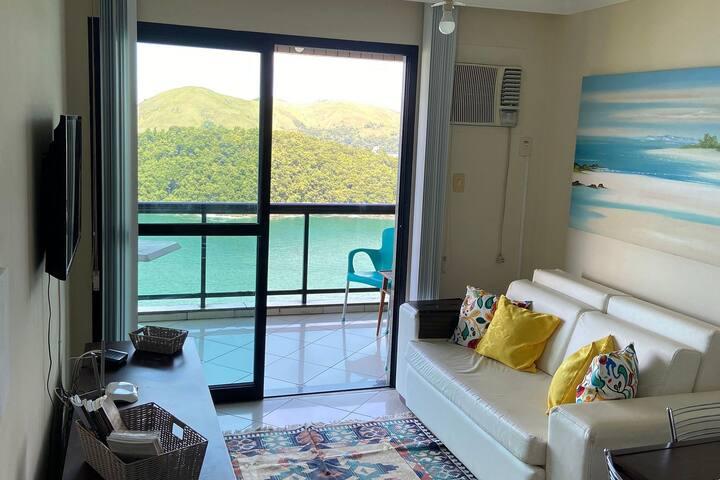 Apartamento inteiro - 5 camas PORTO REAL EM FRENTE AO CLUBE