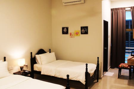 The Bliss Malacca Twin Bedroom - Melaka Tengah - 獨棟